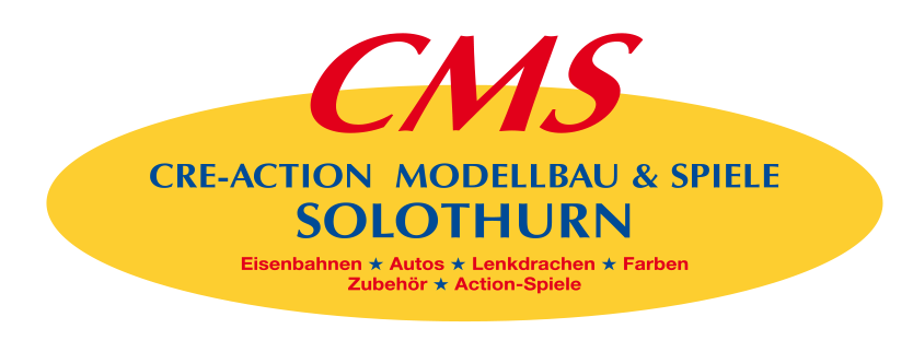 Home - CMS - Cre-Action Modellbau & Spiele Solothurn